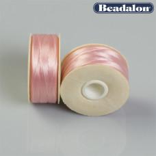 Nić Nymo dark pink 0,3mm