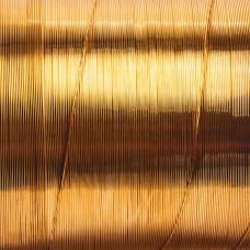 Drut z mosiądzu naturalny do wirerappingu 0,6mm