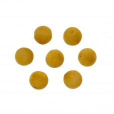 Kulki welurowe 10mm oliwkowe