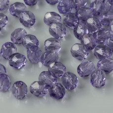 Fire Polish Tanzanite (20510) 4mm