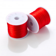 Gumka silikonowa czerwona 0,8mm