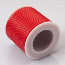 Tuba kauczukowa 2mm czerwona