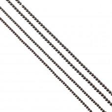 Hematyt kulki gładkie 3mm