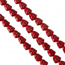 Howlit budda czerwony 15mm
