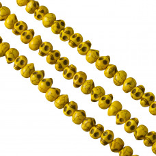 Howlit czacha  żółta 12mm