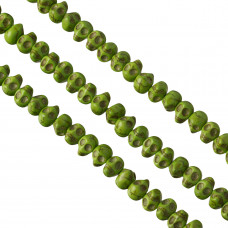 Howlit czacha  zielona 12mm