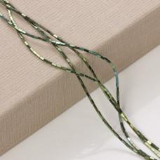 Hematyt platerowany słupek kwadratowy emerald 3x1mm