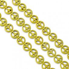 Howlit pacyfka 15mm żółty