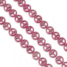 Howlit pacyfka 15mm różowy