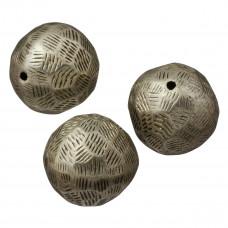 Kulka oksydowana młotkowana 22mm