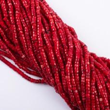 Koral czerwony oponka wiśniowa 5x3,5mm