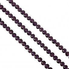Kulka fasetowana violet 10mm