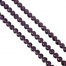 Kulka fasetowana violet 12mm
