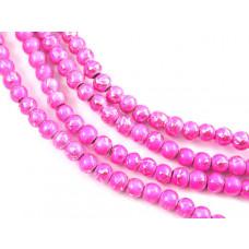 Kulki spectra różowe 4mm