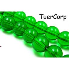 Szklane kulki 10mm emerald