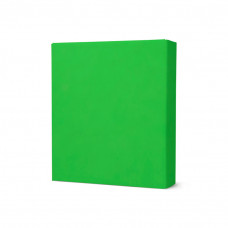 Modelina termoutwardzalna 50gram 5x5x1cm  tropical green