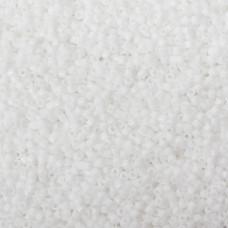 Koraliki Miyuki Delica Opaque Chalk White 11/0