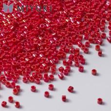 Koraliki Miyuki Delica 11/0 Opaque Red Luster