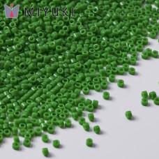 Koraliki Miyuki Delica 11/0 Opaque Pea Green