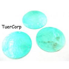 Masa perłowa koło emerald 40mm