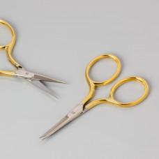 Nożyczki precyzyjne do haftu gładkie 7cm