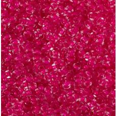 Koraliki NihBeads 12/0 Inside-Color Crystal/ Hot Pink Line