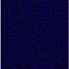 Koraliki NihBeads 12/0 Transparent Frosted Lt. Cobalt