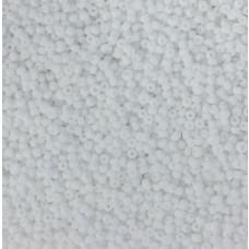Koraliki NihBeads 12/0 Opaque Frosted White