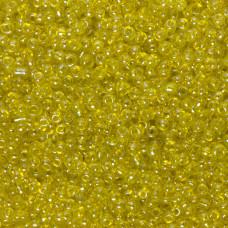 Koraliki NihBeads 12/0 Trans-Lustered Lemon