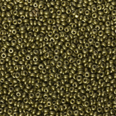 Koraliki NihBeads 12/0 Metallic Frosted Antique