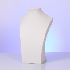 Ekspozytor na naszyjnik biały 31x19cm