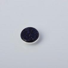 Srebrna wpinka Kaleidoskop noc kairu 10mm