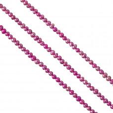 Perła hodowlana fuksja 4-5mm