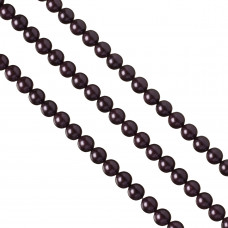Perły seashell kulka jagodowa 8mm