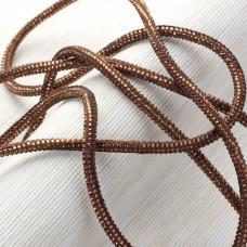 Rzemień stardust bronze shade 6mm