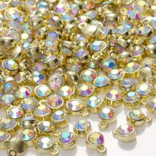 Zawieszka z kryształkiem crystal AB 7mm