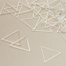 Baza metalowa trójkąt 27x31mm