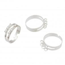 Baza pierścionka 6 oczek 18mm