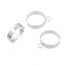 Baza pierścionka z oczkiem 18mm
