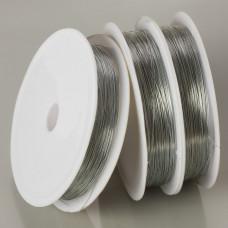 Drut metalizowany do oplatania i mocowania elementów 0,3mm