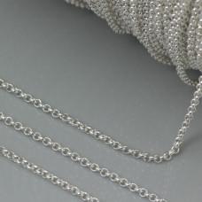 Łańcuszek rolo drobny 1,7mm