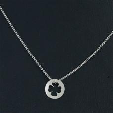 Srebrny łańcuch simple 2,6x4 mm, Ag925