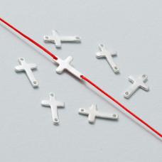 Rozgałęźnik mini krzyżyk ag925 srebrny