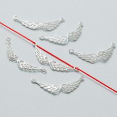 Rozgałęźnik 2 skrzydła ag925 srebrny