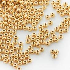 Przekładka dysk GOLDFILLED AU585 3mm