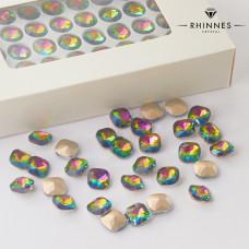 Kryształy Rhinnes diamond cut vitrail medium 10mm