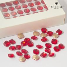 Kryształy Rhinnes diamond cut siam 10mm