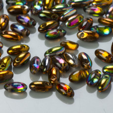 Koraliki RIZO 2,5x6mm Magic Copper (95300CR)