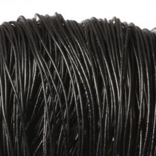 Rzemień czarny 1,5mm