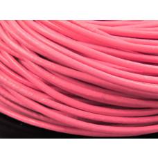Rzemień różowy 2mm
